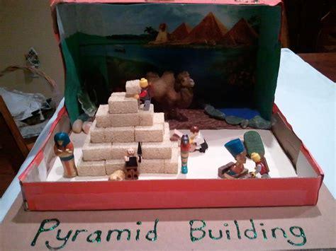 ancient egypt diorama project 6th grade ancient egypt pyramid building diorama school