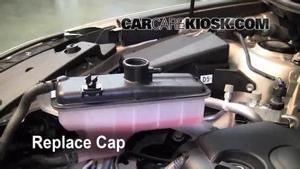 Toyota Engine Coolant Coolant Level Check 2006 2012 Rav4 2007 Toyota Rav4 2