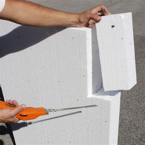 cortar foam edma foam cutter professional knife for eps and xps