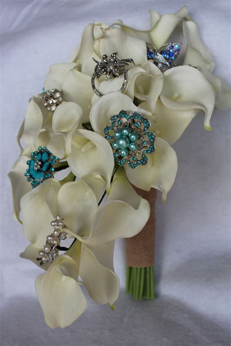Wedding Bouquet Order by Order Custom Silk Bridal Bouquets Silk Wedding