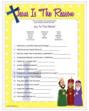 free printable christmas christian games christian christmas game trivia about jesus and his