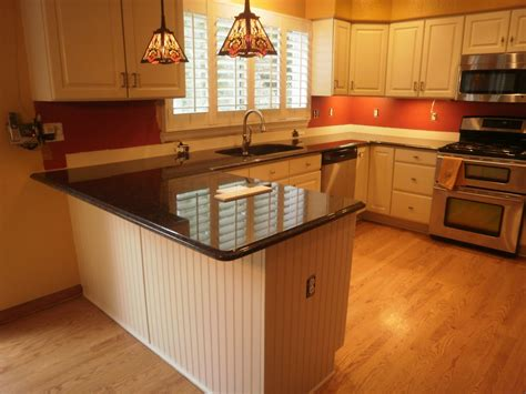granite kitchen ideas painted kitchen cabinets with granite countertops