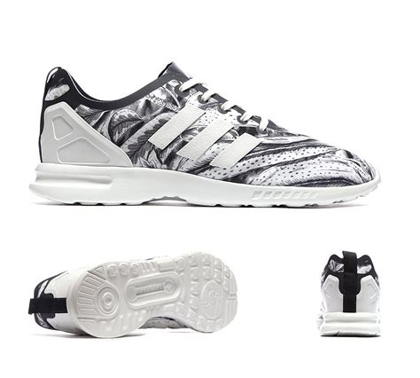 Adidas Cage Jersey White Original adidas originals womens zx flux smooth trainer legend
