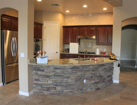 stone kitchen island stone kitchen island top the value of stone kitchen