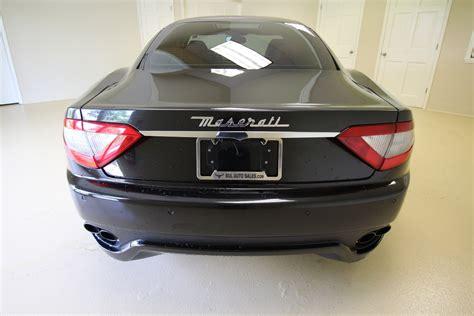 Maserati Dealer Ny by 2008 Maserati Granturismo Coupe Stock 16324 For Sale