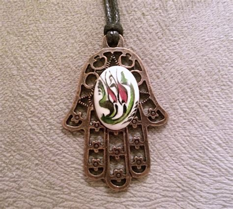 what is hamsa evil eye meaning