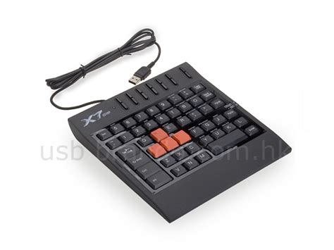Keyboard X7 a4tech x7 g100 gaming keyboard
