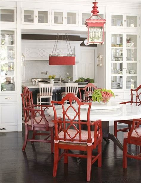 windsor smith kitchen chinoiserie chic the red or pink chinoiserie kitchen