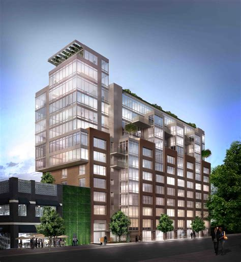 eco friendly architecture sales begin at murray hill s first eco friendly building
