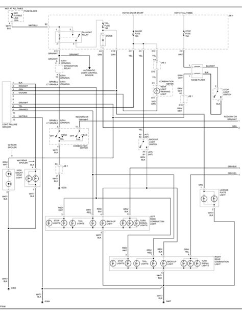 trailer lights wiring u0026 adapters wiring diagram for