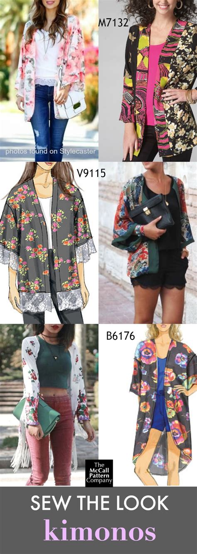 kimono pattern mccalls summertime and the kimono is easy mccalls social