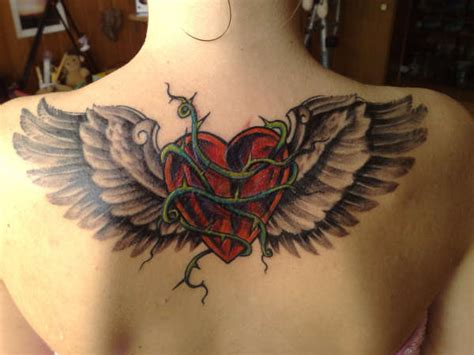 sacred heart tattoo designs sacred tattoos
