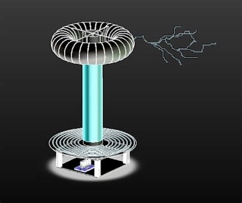 Dual Resonant Tesla Coil Building A Dual Resonant Solid State Tesla Coil Drsstc