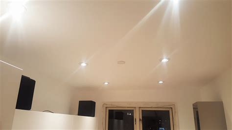 install ceiling light guide lower ceiling and install led downlights nordic