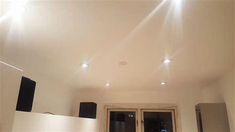 Downlight Led ceiling downlights installation integralbook