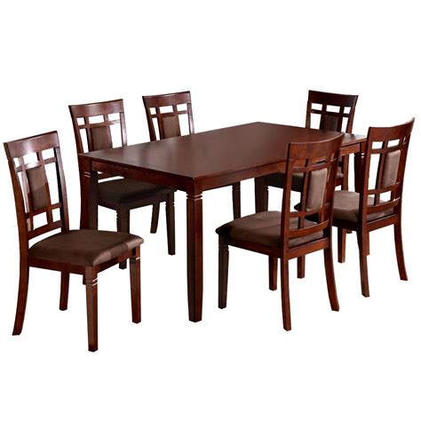 Sears Dining Table Set Montclair 7 Dining Set Transitional Furnishings At Sears