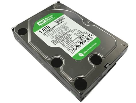 Hardisk Wd Green 1tb goharddrive western digital caviar green power wd10eavs 1tb 8mb cache 5400rpm sata 3 0gb s