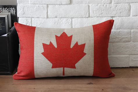 U Pillow Canada by Oh Canada 5 Canadian Themed Etsy Items To Celebrate