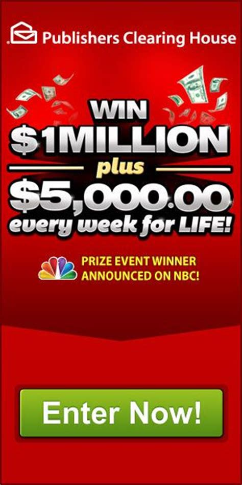 Pch Win 10 Million Dollars - for life and life on pinterest