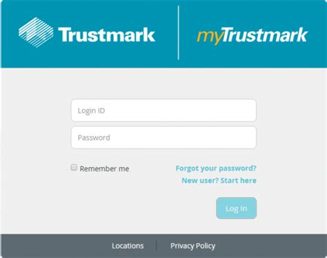 banking login trustmark banking sign in login banking