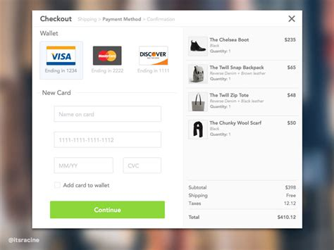 Credit Card Checkout Form Template by Form Signin Login Register Signup Newsletter Subscribe
