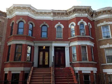 bronx brownstones ephemeral new york