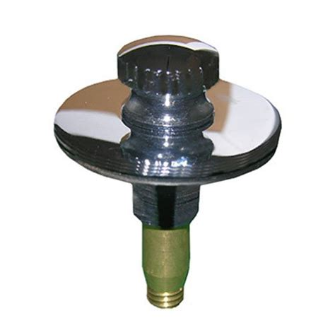 bathtub drain plug replacement find all prices for lasco 03 4903pb tip toe style 3 8