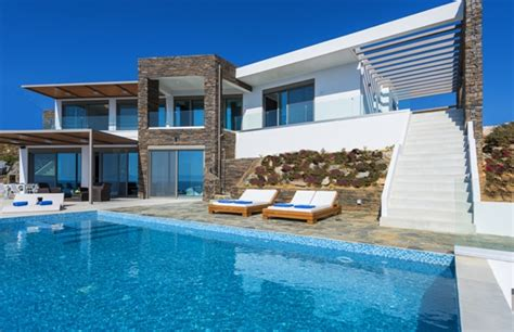 luxury homes in greece euroland crete