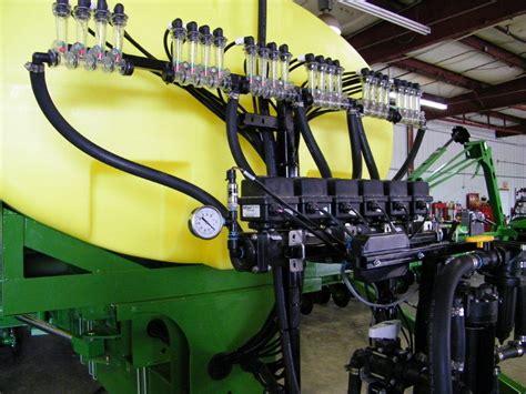 Liquid Fertilizer Systems For Planters endeavor fertilizer controller fmc fertilizer