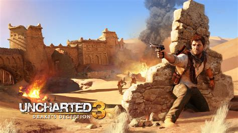 drake  uncharted  wallpapers hd wallpapers id