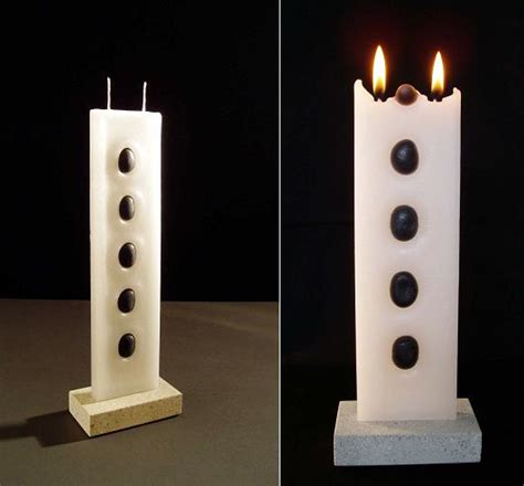 20 of the most creative candle designs to decorate your