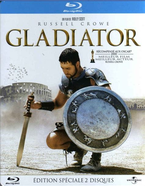 film streaming gladiator version longue gladiator en dvd blu ray