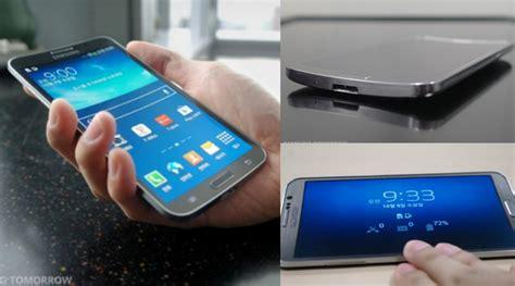 Tv Samsung Melengkung samsung rilis galaxy dengan layar melengkung kabar berita artikel gossip