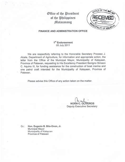 1st Endorsement Letter Deped Philippine Defense Today Adroth Ph In Defense Of The Republic Of The Philippines Page 5