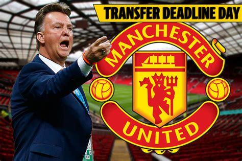 Manchester United Day recap utd transfer deadline day manchester evening news