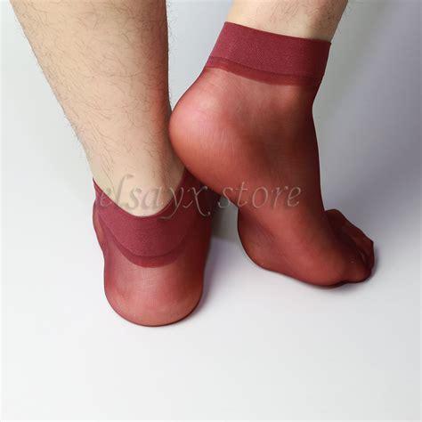 See Through Socks sheer summer see through socks ebay