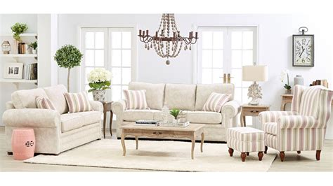 harvey norman living room furniture alma 3 seater fabric