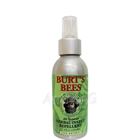 anthong burt s bees herbal insect repellent at low price