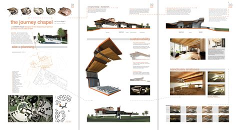 architectural design magazine architecture design magazine layout quaderns djn chapel