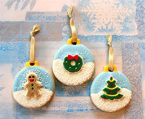 cookie ornaments snow globe cookie ornaments craftybaking formerly
