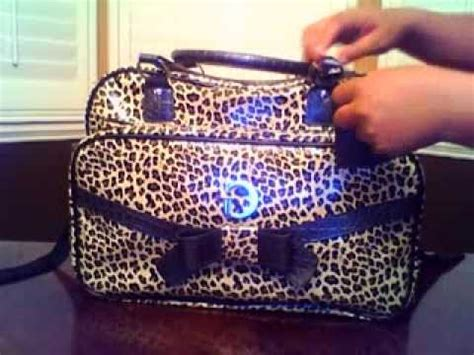 Guess Who The Lambskin Bay Bag by What S In My Bag Guess Me Bag