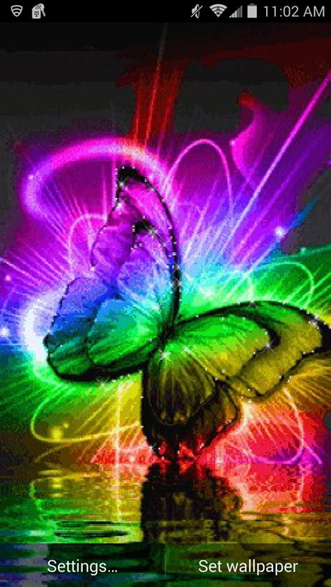Live Butterfly Wallpaper For Windows 7 by Butterfly Live Wallpaper App Gallery