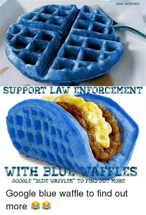 blue colored waffles 25 best memes about blue waffle blue