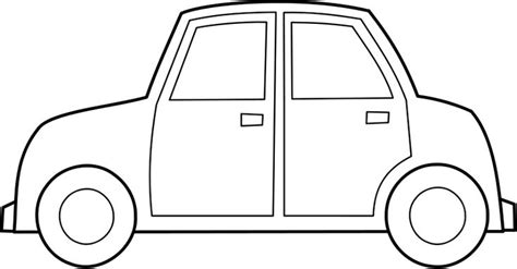 simple coloring pages cars car coloring page coloring pages cars