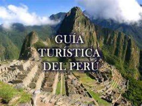 gua de lugares imaginarios guia turistica