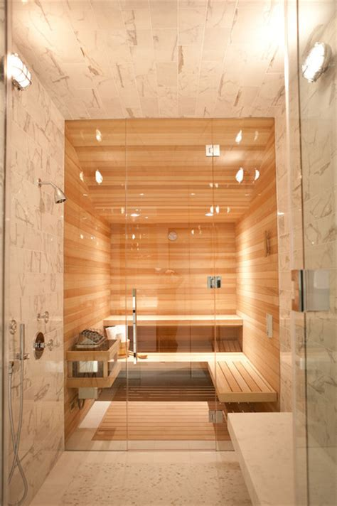 Steam room contemporary bathroom san francisco by marsh and clark design