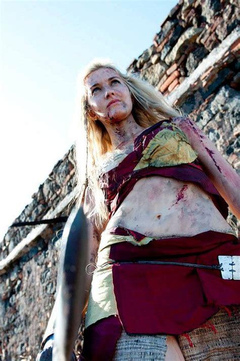 ellen hollman spartacus saxa spartacus saxa cosplay costume blood and sand war by
