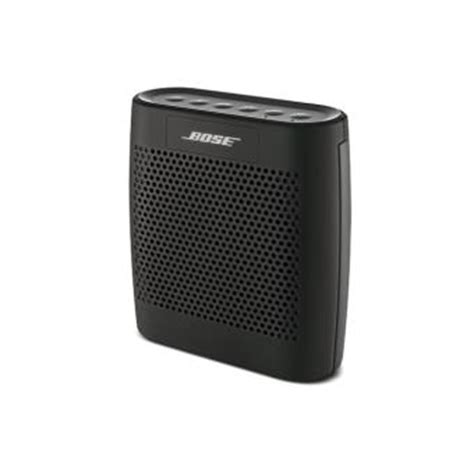Enceinte Bluetooth Salon Bose by Enceinte Bluetooth Bose Soundlink Colour Black Mini Enceintes Achat Prix Fnac