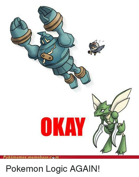 Pokemon Logic Meme - okay pok 233 mem esamemebaserc m pokemon logic again logic
