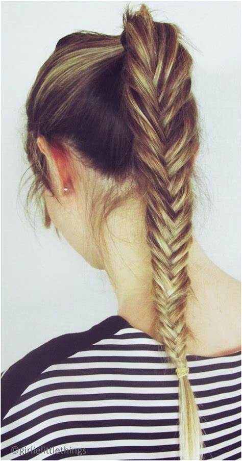 fishtail braids hairstyles 10 fishtail braid ideas for hair popular haircuts